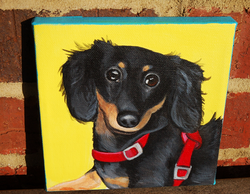 cute dachshund painting.png