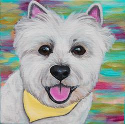 cute westie custom pet portrait painting.png