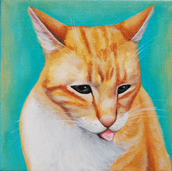 orange cat with tongue out painting.png