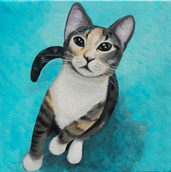 cute kitty on floor painting.png