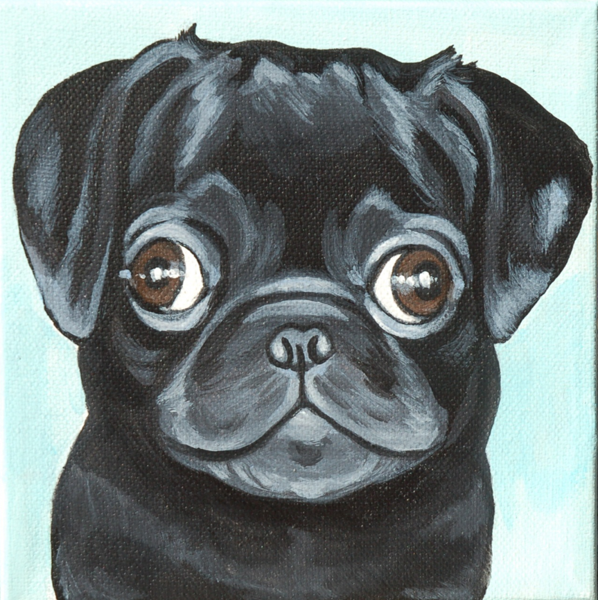 paddington pug brother syd painting.png