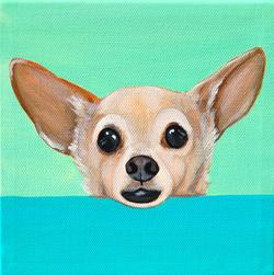 cute chihuahua peeking painting.png