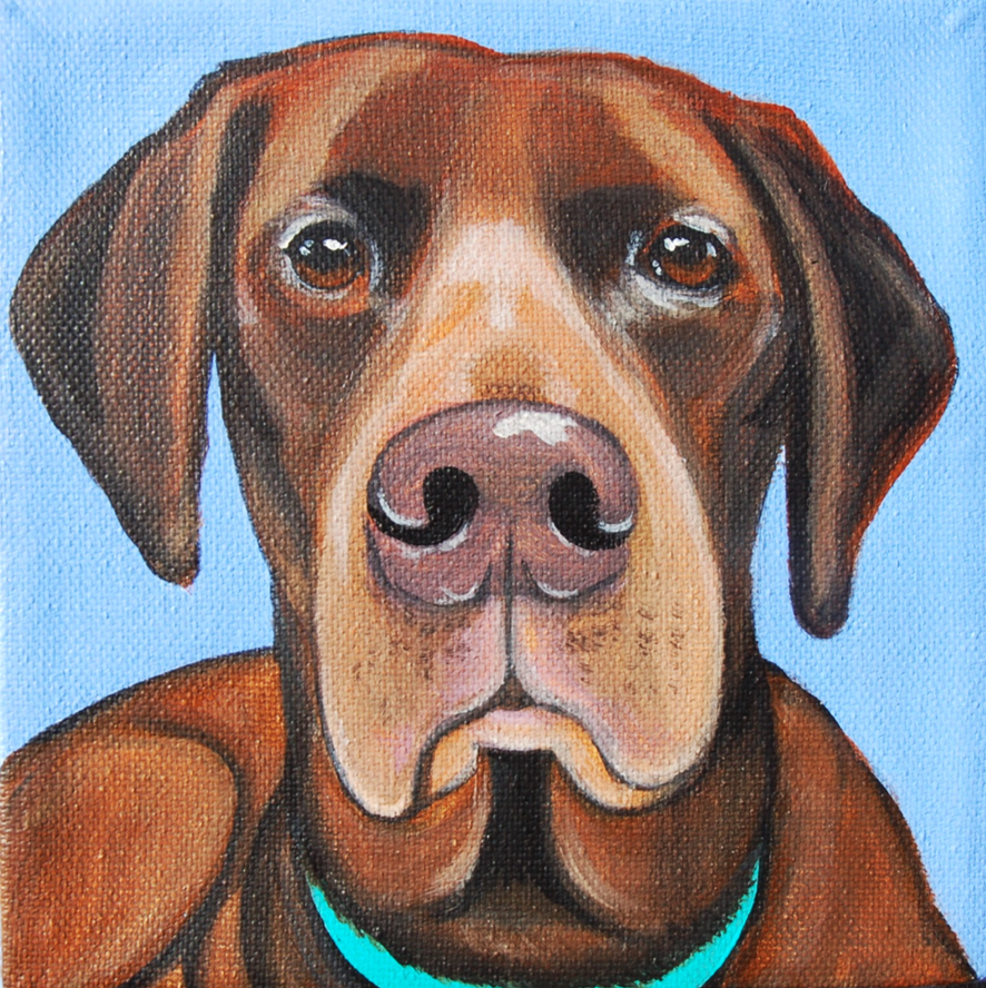 great dane brown painting.png