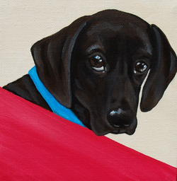 chocolate lab puppy portrait painting.png
