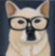 custom pet portrait, dog portrait, cute puppy, cute puppy painting, painting of cute puppy, animal paintings, pet portrait artist, best pet paintings