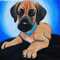 cute puppy portrait painting.png
