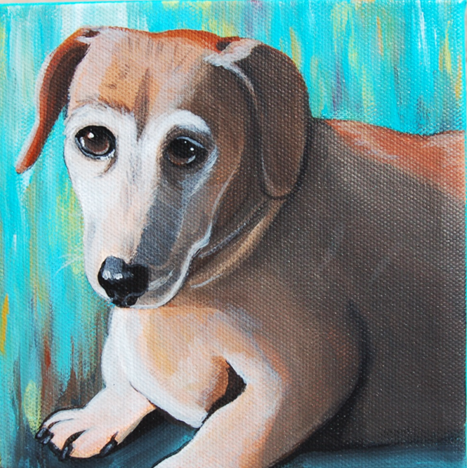dachshund painting chewy.png