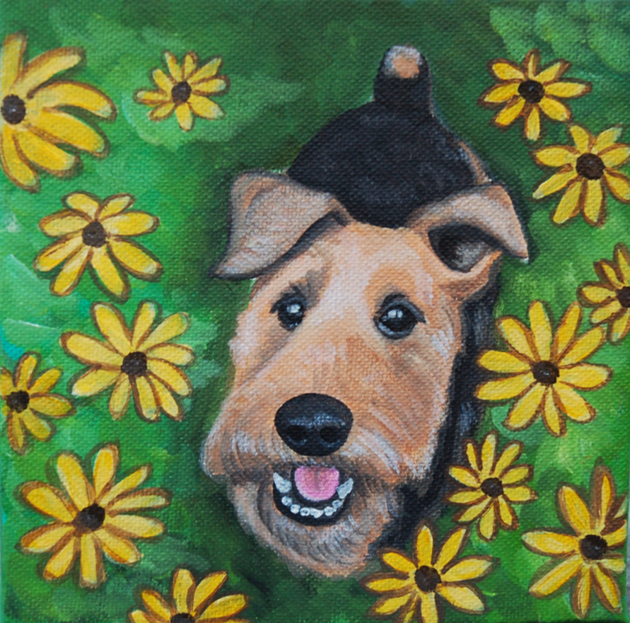 airedale terrier in flowers painting.png