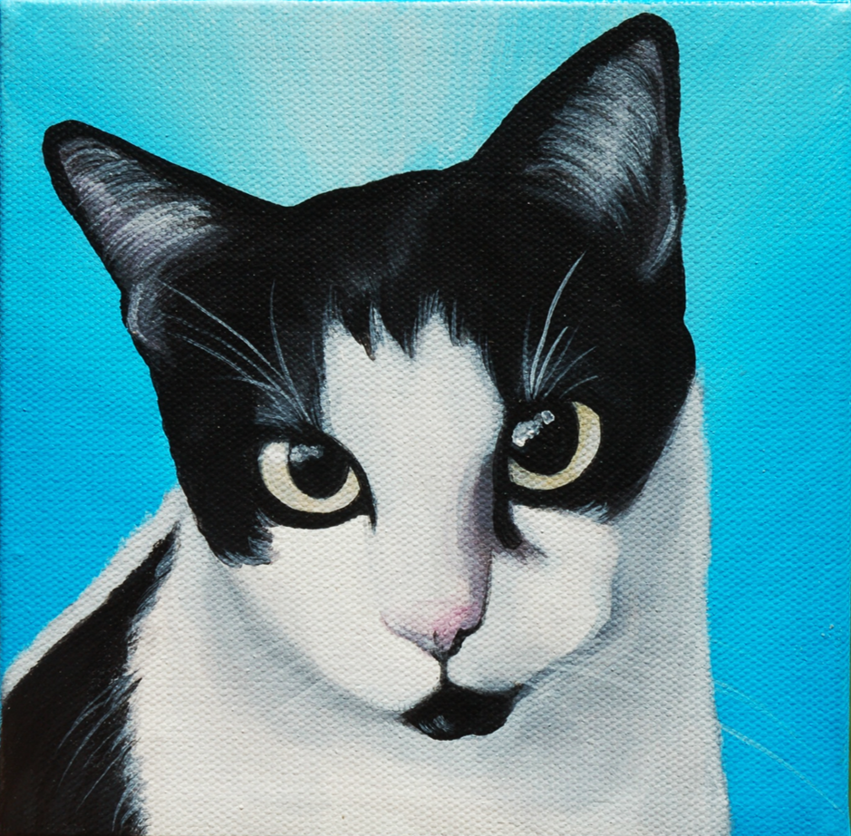 tuxedo cat painting on canvas.png