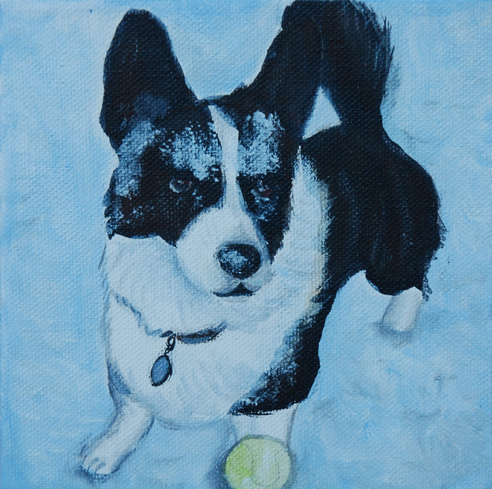 corgi in the snow painting.png