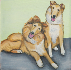 two lassie dogs painting.png