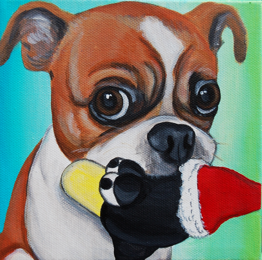 puppy holding toy in mouth painting.png