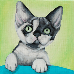 cutest sphynx kitten ever painting.png