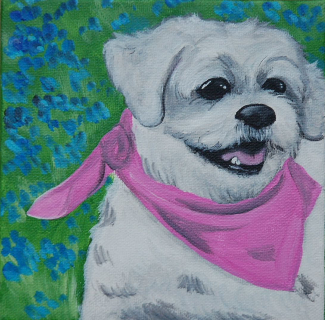 happy dog in flowers painting.png