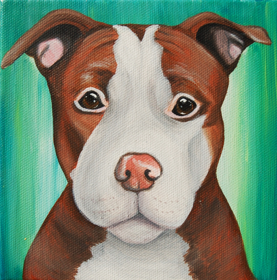 red pitbull painting on canvas.png