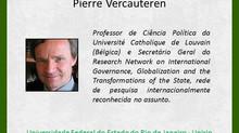 Grisul promove palestra sobre potências emergentes e governança global