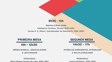 EVENTO DIA 25 DE SETEMBRO NO IESP-UERJ