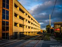 Railroads Through The City