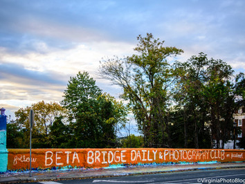 First Amendment Central: Painting Beta Bridge