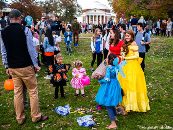 A Walk Around The Lawn: Halloween 2018