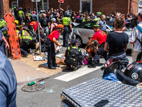 Violence Erupts In Charlottesville
