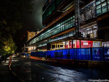 Around Town: Night Walks