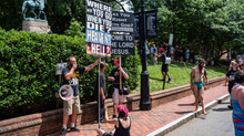 Preachers, Klanners, and Commies Take The Streets of Charlottesville