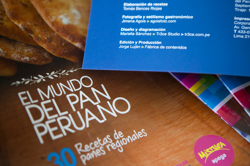 EL MUNDO DEL PAN PERUANO