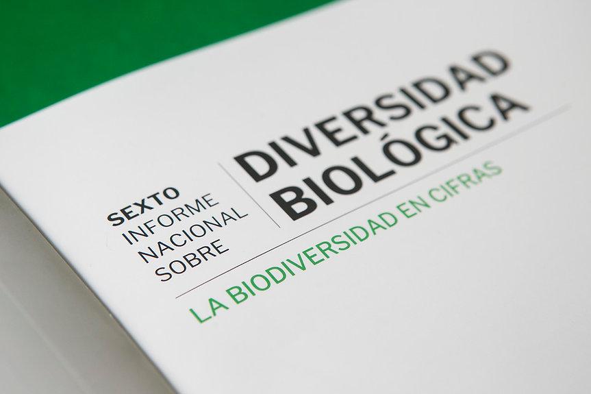 VI INFORME NACIONAL DE DIVERSIDAD BIOLÓG