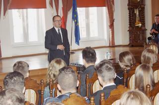 Spotkanie z Rzecznikiem Praw Obywatelskich dr Adamem Bodnarem