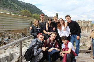 Sekrety starożytności w Efezie