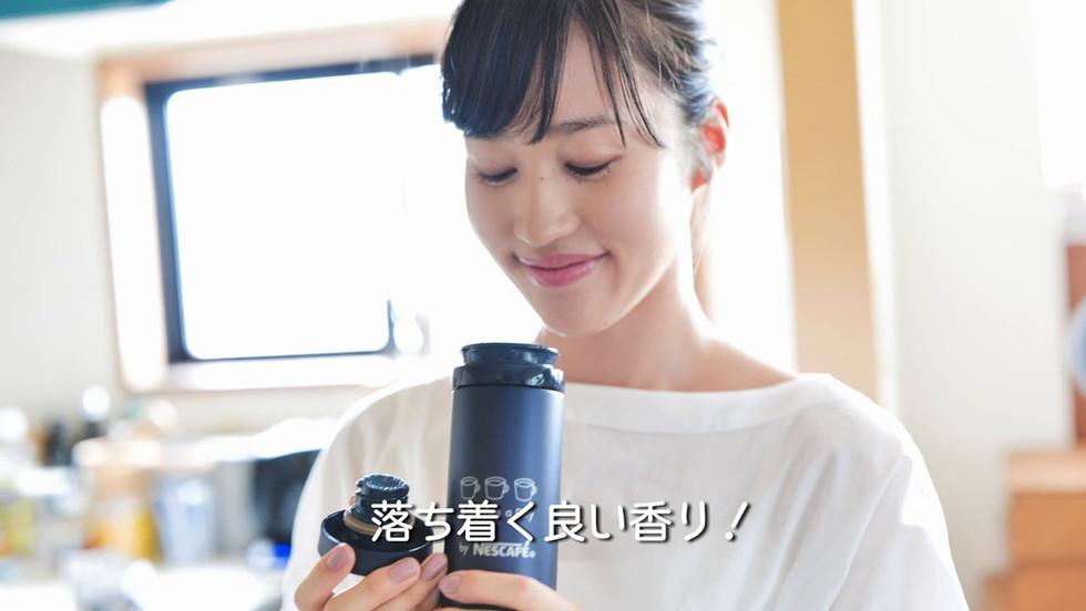 サーモスxネスレ キャンペーン動画