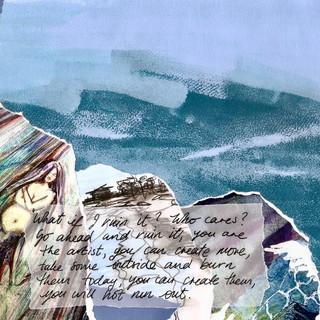 Unquit Art page