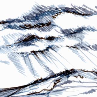 Unquit Art book Page