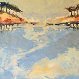 Lagoon, By Kirsteen Lyons Benson