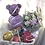 Thumbnail: New Born Baby Flower and Fruit Hamper NBB-FH001