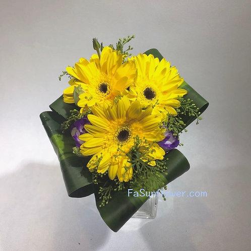 椅側鮮花小花束x5束 Chair Flower 5 bouquets