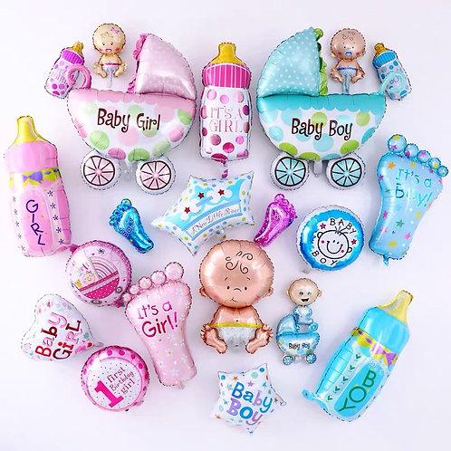 嬰兒氣球(多款可選)