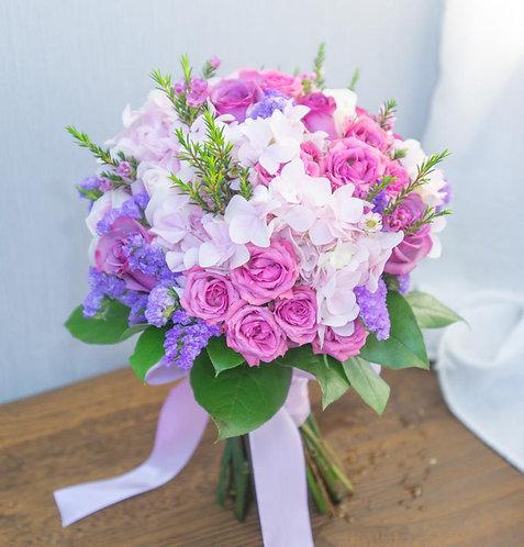 新娘鮮花花球 Wedding Bouquet CHCBPI001