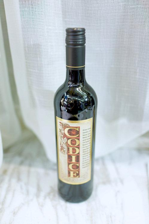 Red Wine Codice