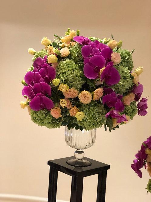 大型鮮花擺設 Table Floral TF-HUGHORCHID
