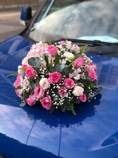 花車鮮花擺設 Table Floral CARF-PINK