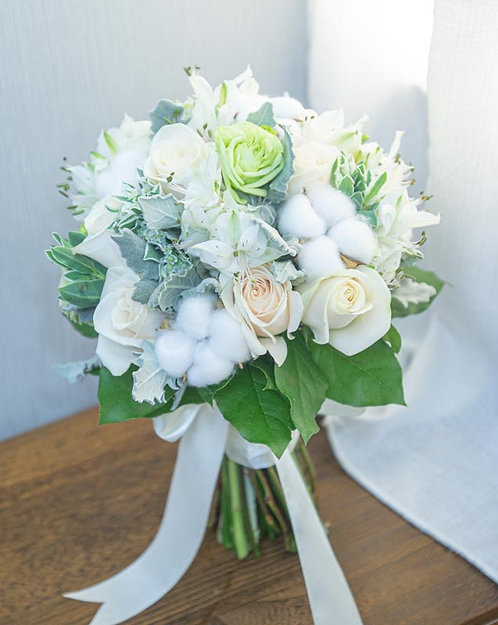 新娘鮮花花球 Wedding Bouquet CHCBWH001
