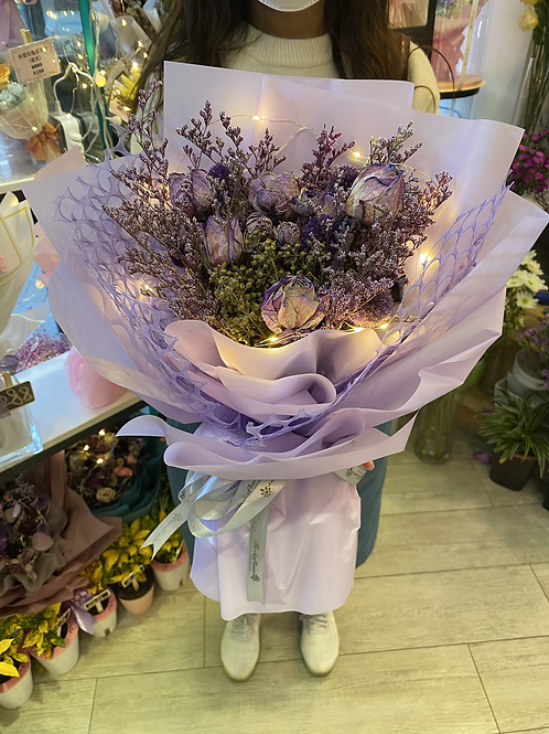 乾花花束 Dry Flower Bouquet L