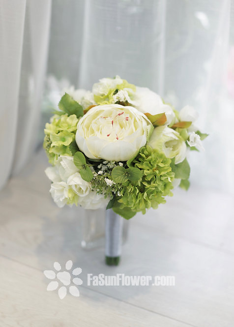 絲花花球 Silk flower bouquet 22