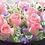Thumbnail: 粉玫瑰花束 Pink Rose bouquet PKRD12B