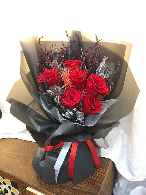 Forever Love Bouquet -Red02