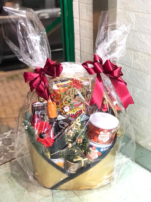 Christmas Snack Time 聖誕禮籃 CM-SNBOX-02