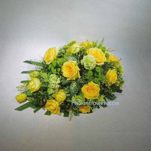 棺面花 Funeral Flower FF01