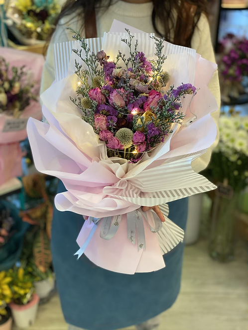 乾花花束 Dry Flower Bouquet K